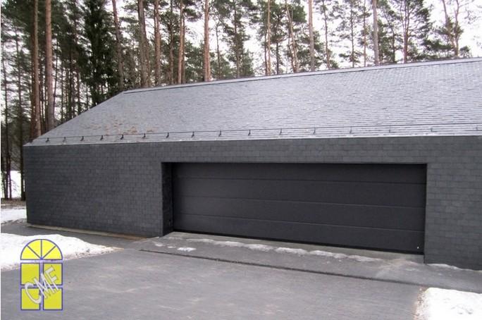 Mod les de portes de garage traditionnelles cie for Porte de garage crawford france