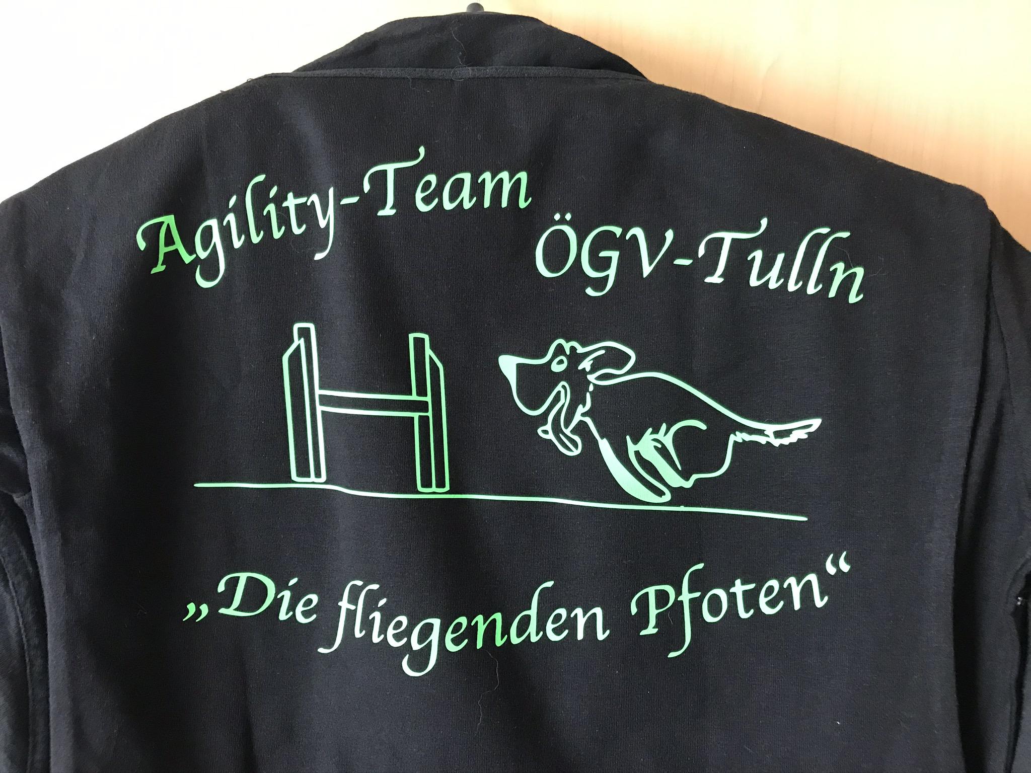 T-Shirt mit Logobedruckung