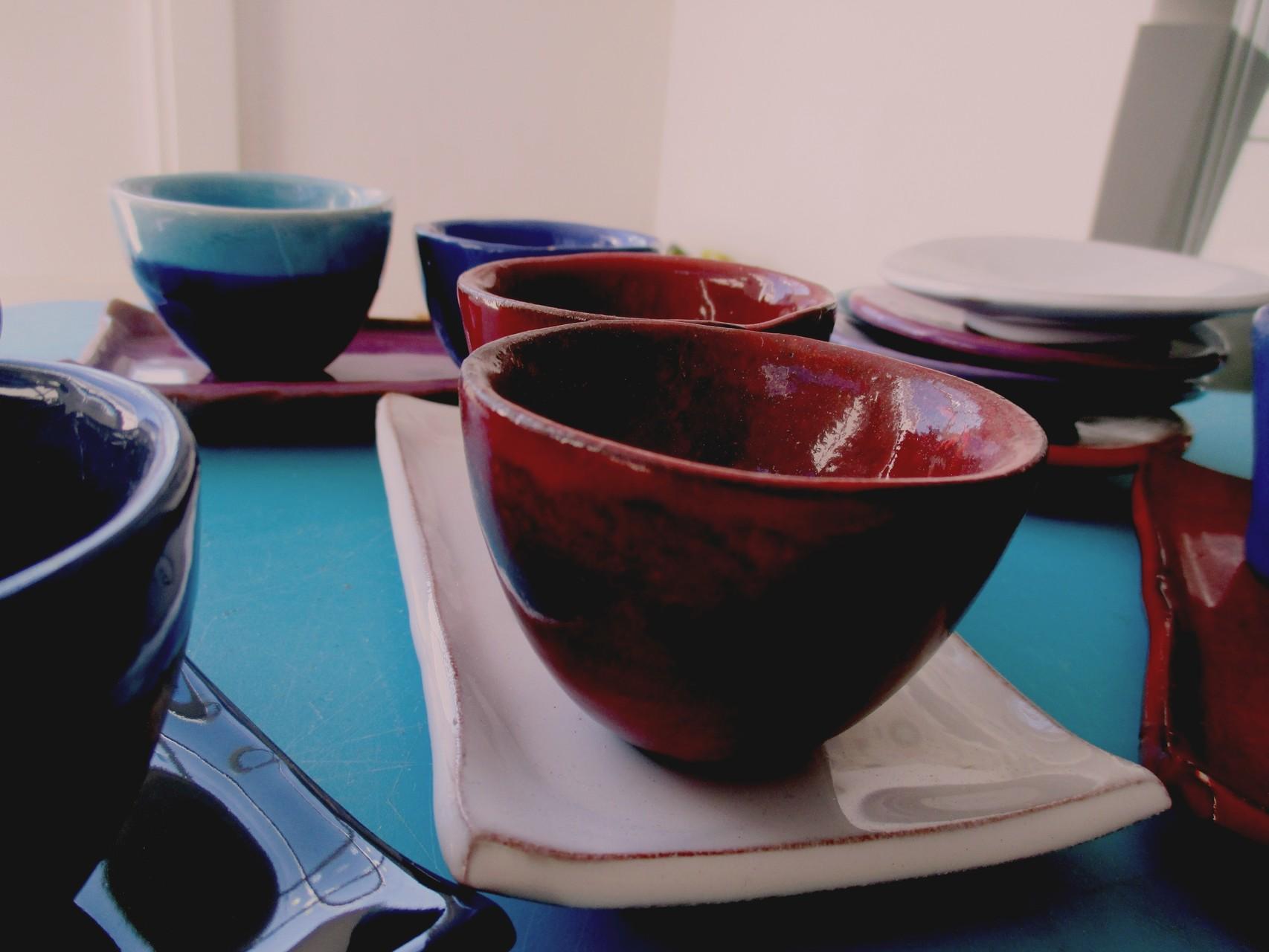 Tazza in ceramica Le Terre di Rò