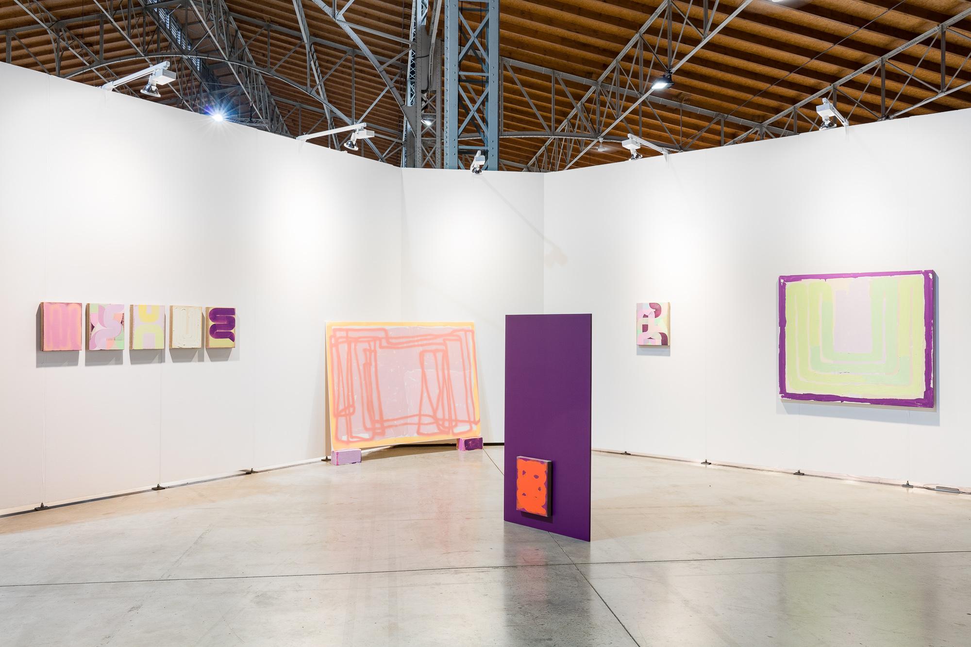 Julia Brennacher @ SPARK Art Fair Vienna