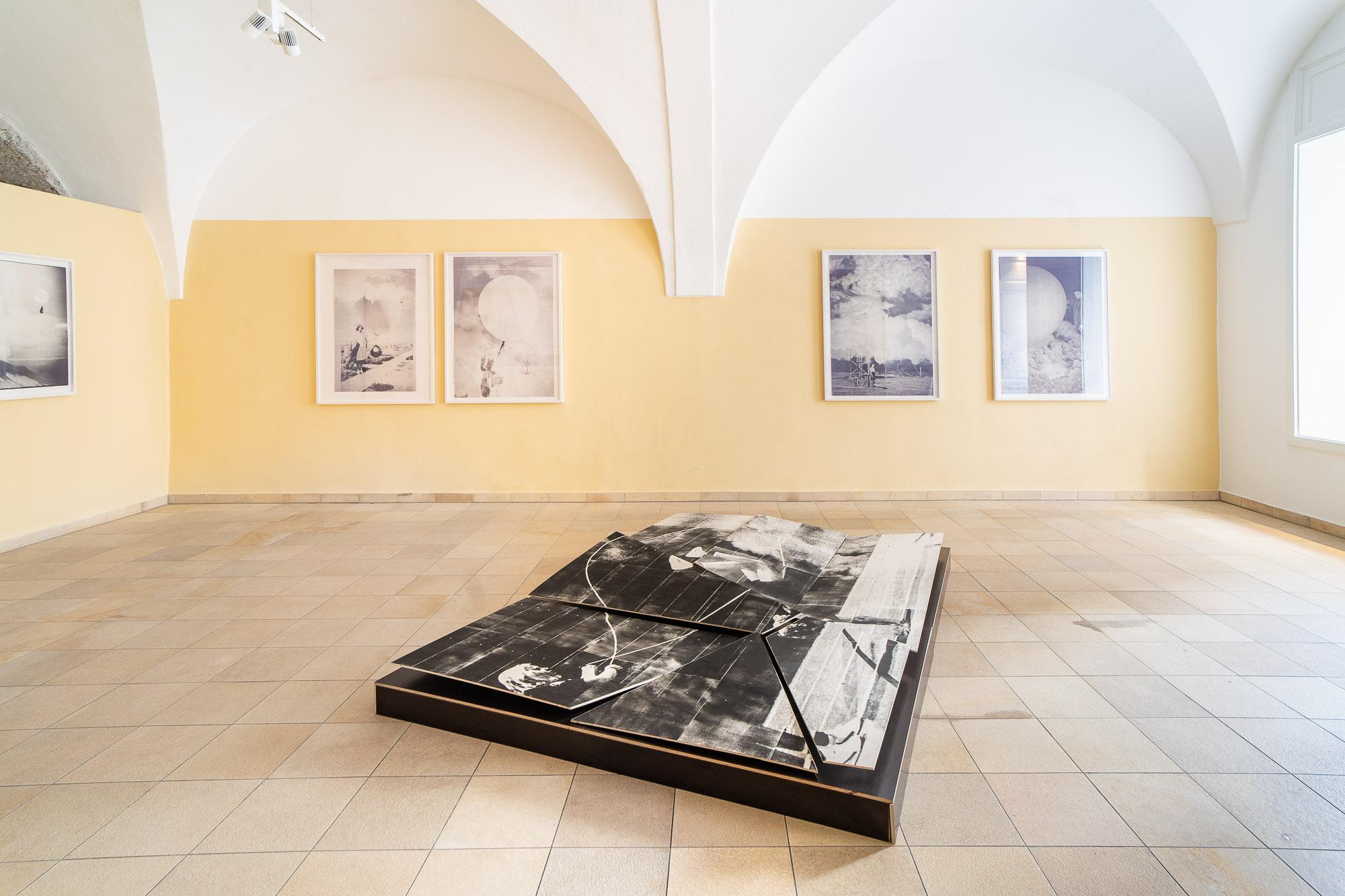 VOID VOLUME. Elisabeth Schmirl. Installation Views