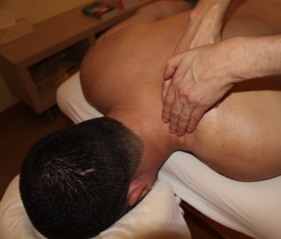 Dorn-Breuss Behandlung