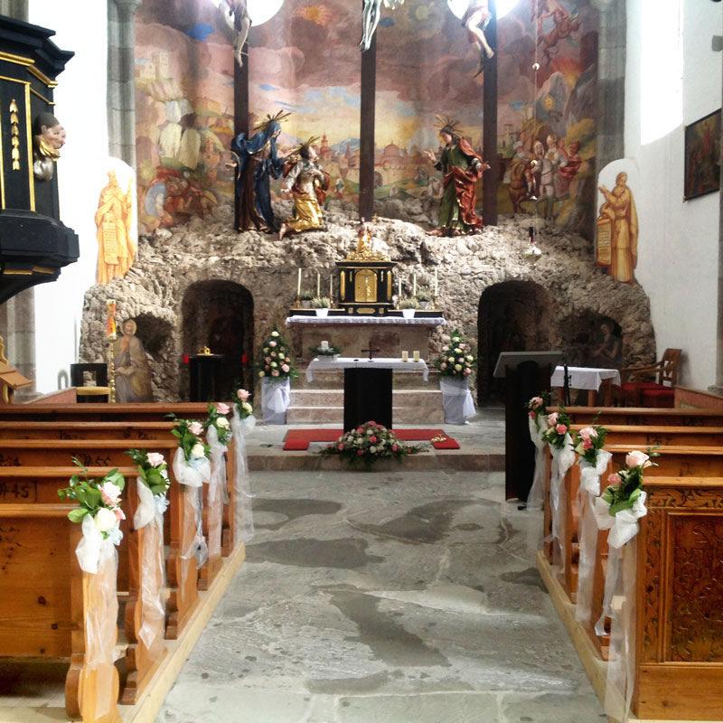 Kirchenschmuck 5