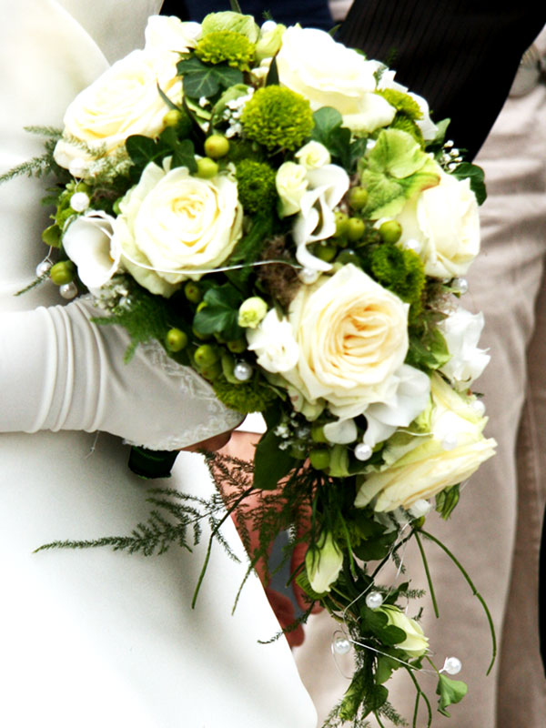 Hochzeitsfloristik Blumen Steininger Mondsee