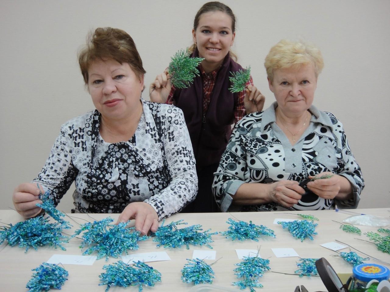 12.01.2013 - Собираем Ёлочку