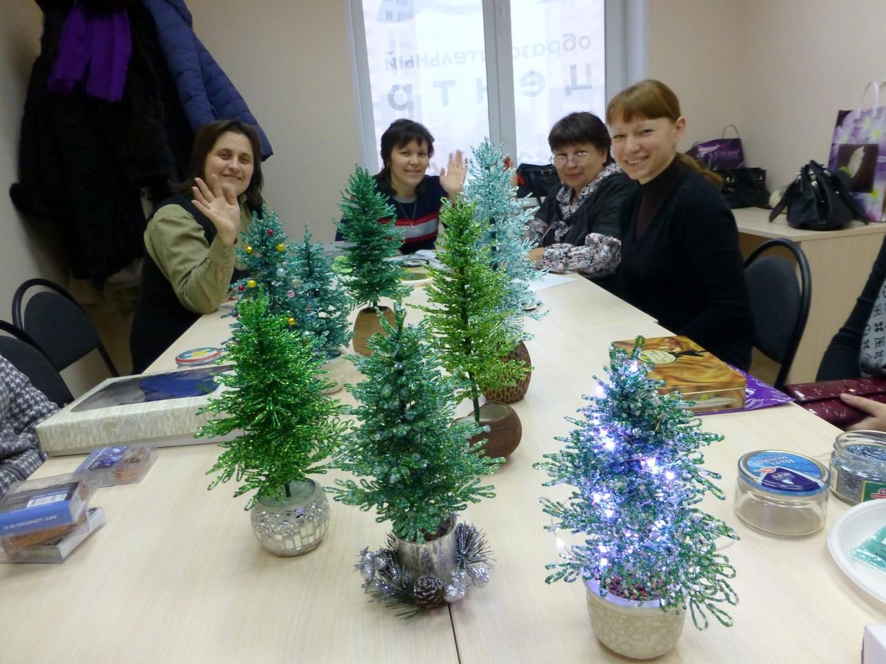 16.12.12 - Сделали ёлочку к Новому Году!