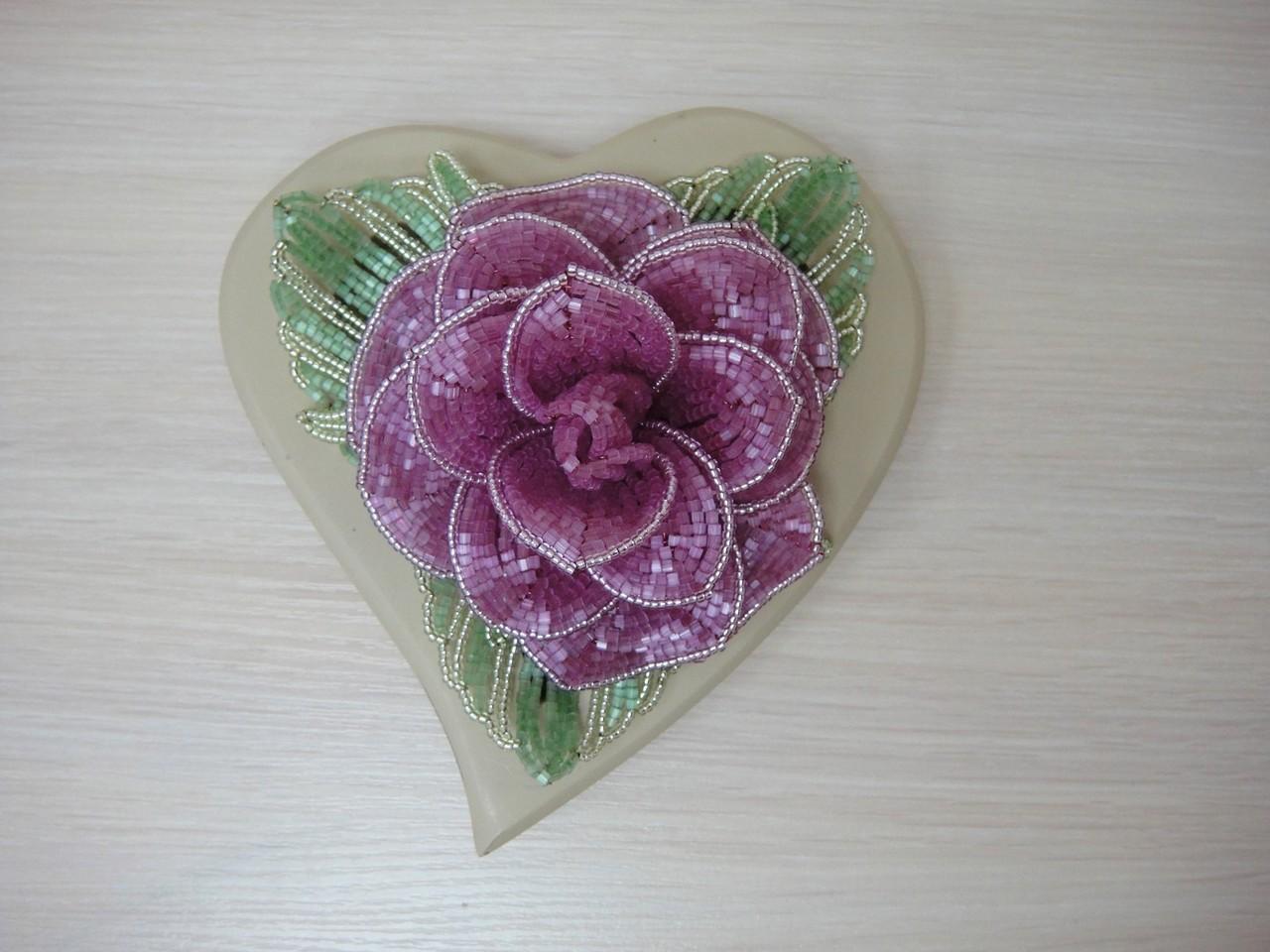Роза Натальи Бычковой