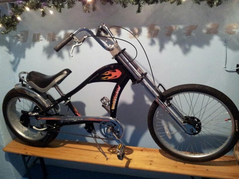 """Cobra - Chopper - wheelman - 20"""" / 24"""""""