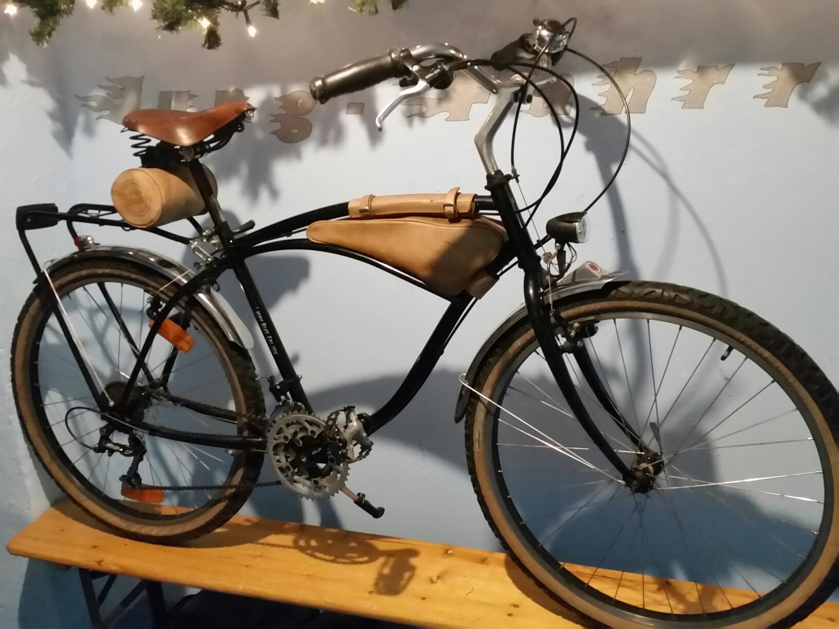 "Lucky Strike Lucky Bike - 21 Gang - 26"""