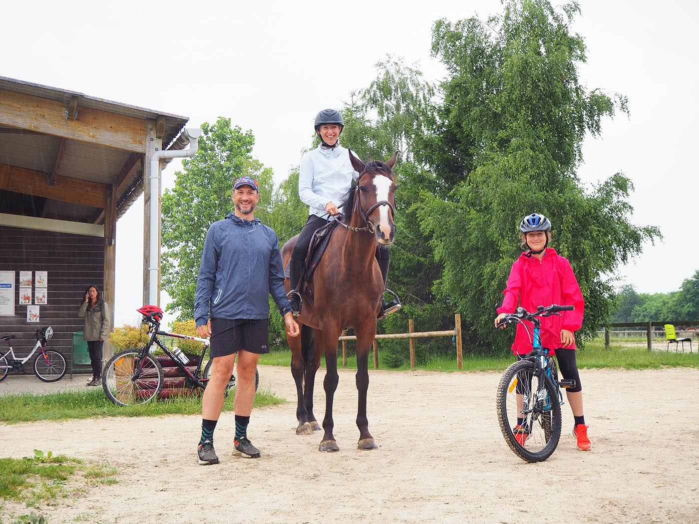 Fête du Club et Ride, bike and run