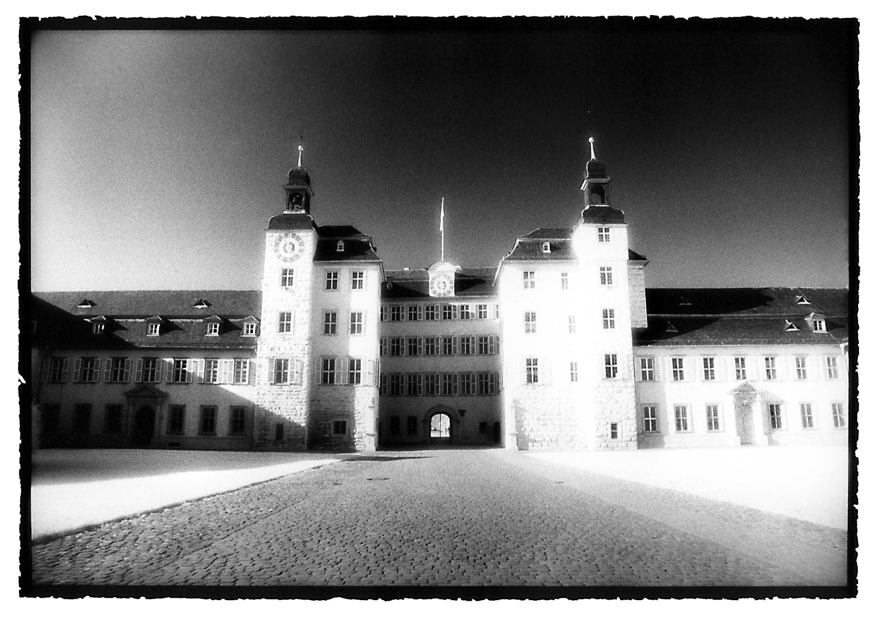 Das Schwetzinger Schloss