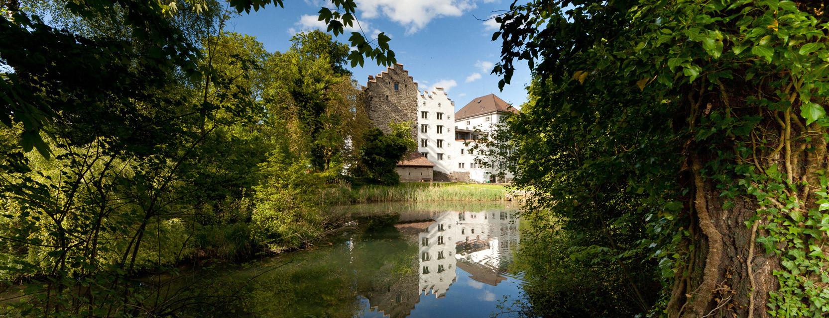 Persönlichkeitsentwicklung für Nachwuchswissenschaftler der Universität St. Gallen auf Schloss Wartensee