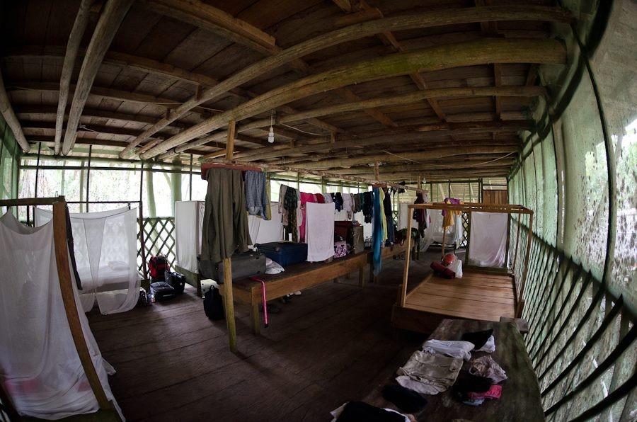 dormitorios comunales