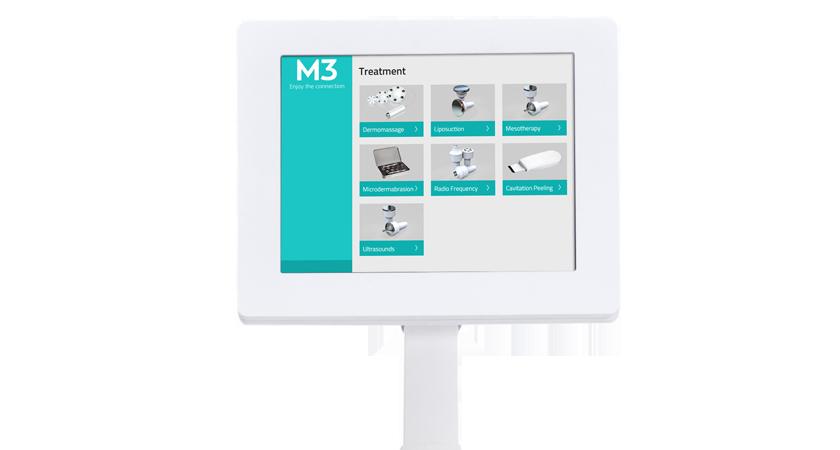 10 Zoll Touchscreen LCD