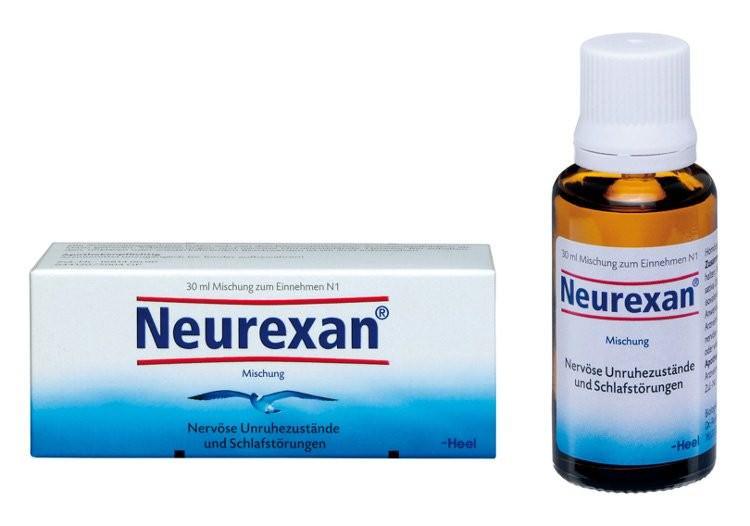 Neurexan Und Alkohol