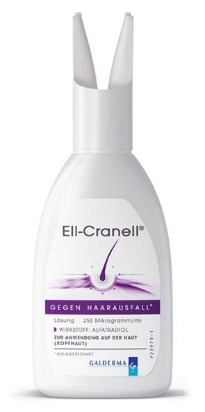 Ell Cranell ® bei Haarausfall
