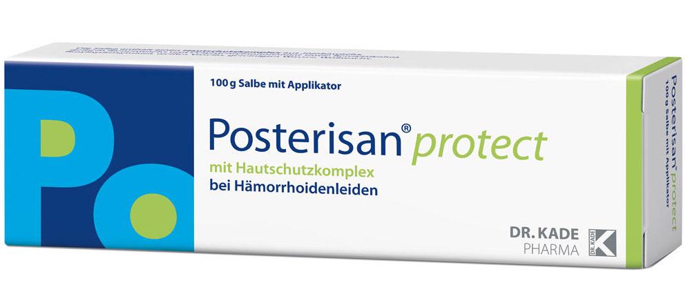 Posterisan Protect Salbe 100 Pallas Apotheke