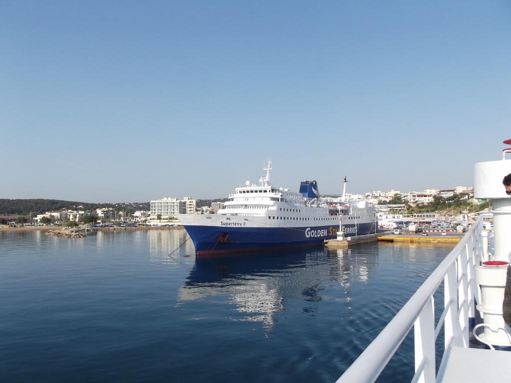 Port de RAFINA