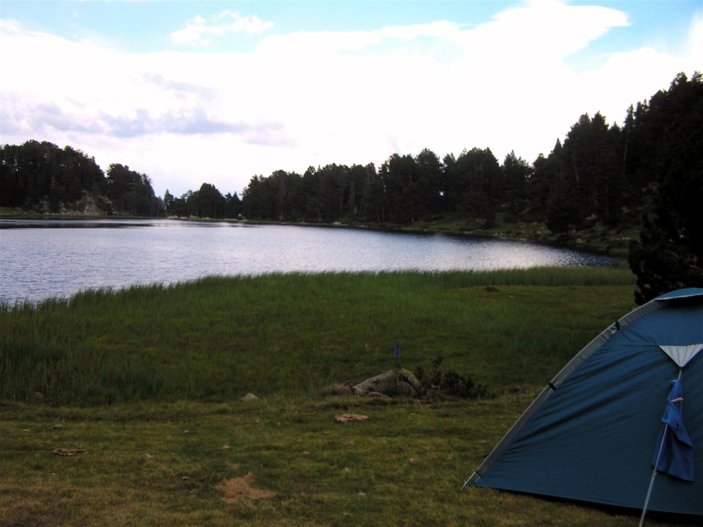 le lac d'Aude