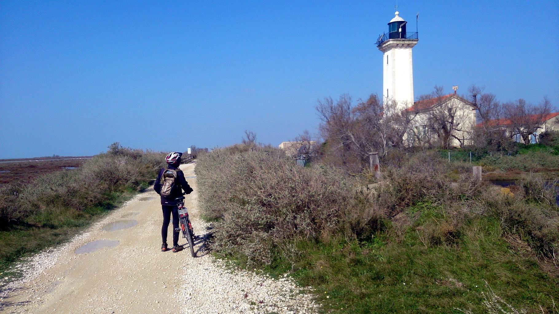 le phare de la Gachotte