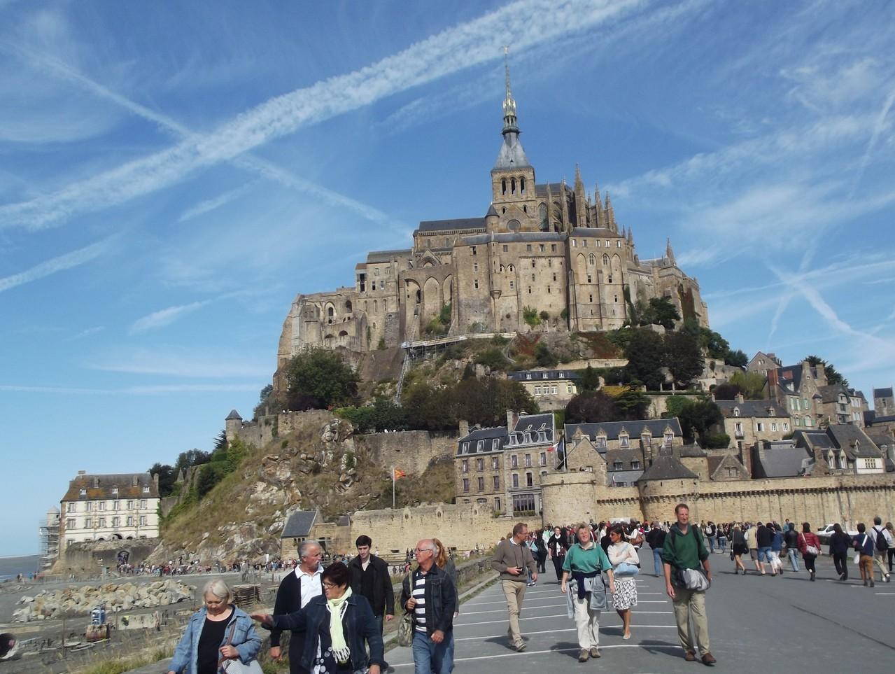 le Mont Saint Michel - sous toutes les coutures ...