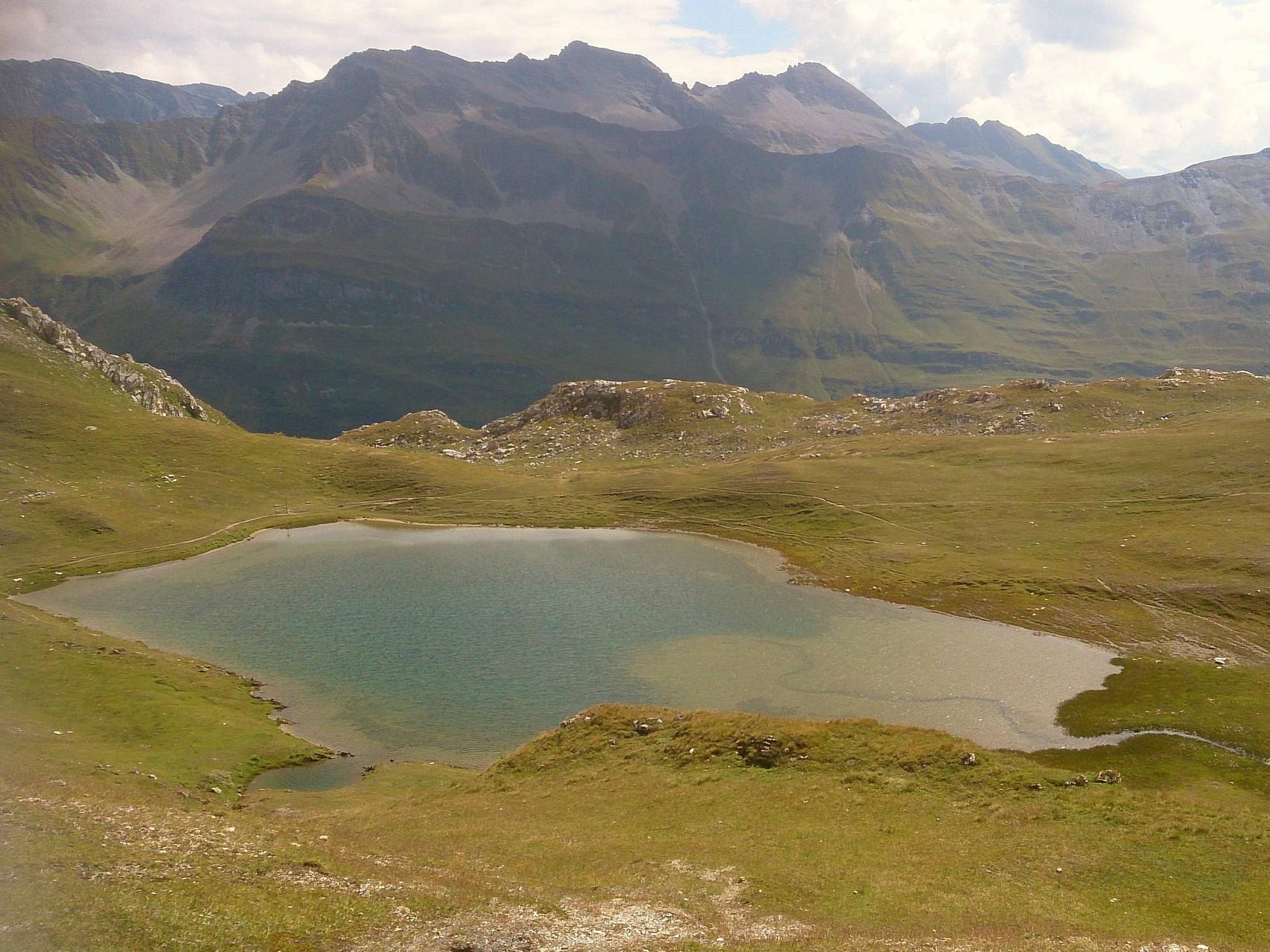 le lac de Mya