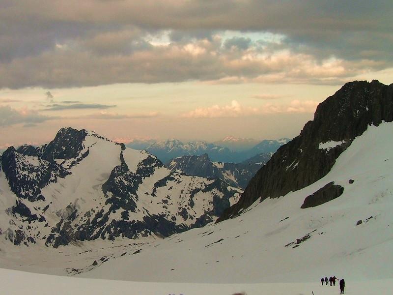 glacier de Miage