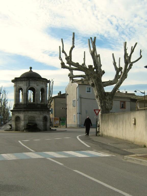 Fontaine provençale