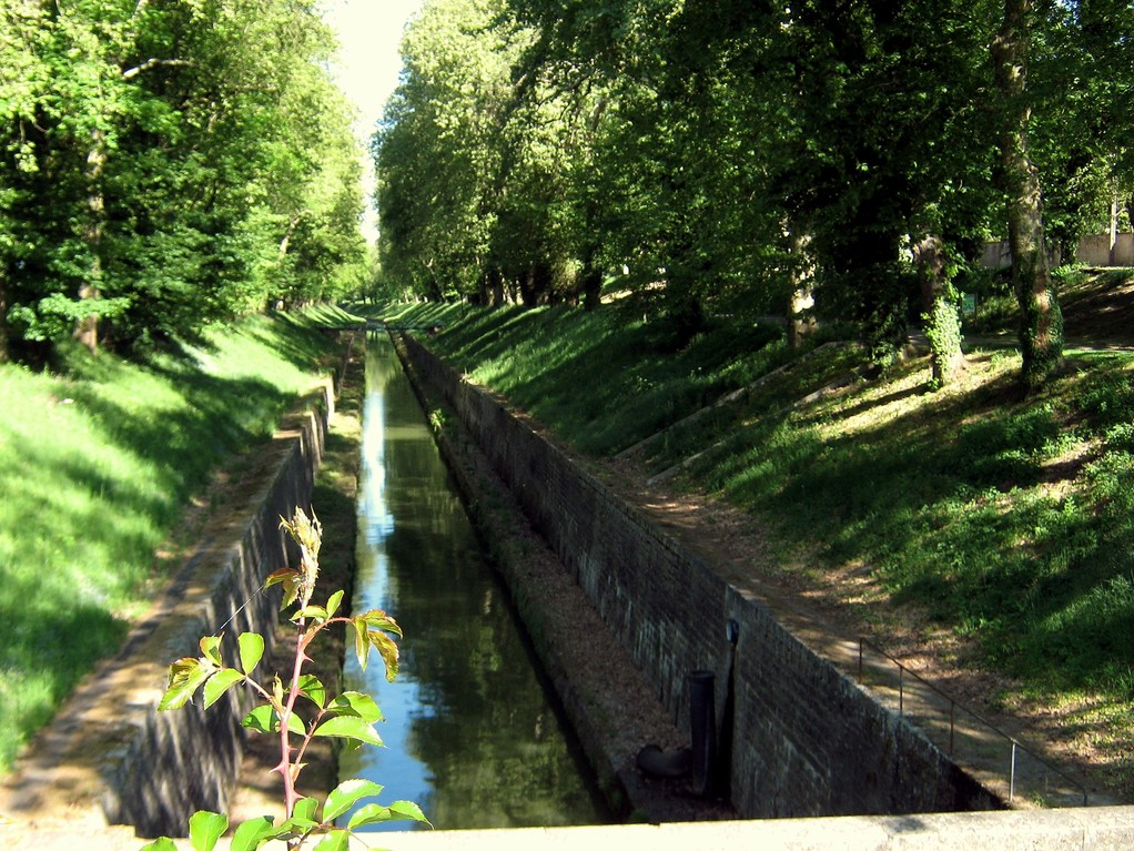 La sortie du tunnel de Bourgogne - Pouilly en Auxois