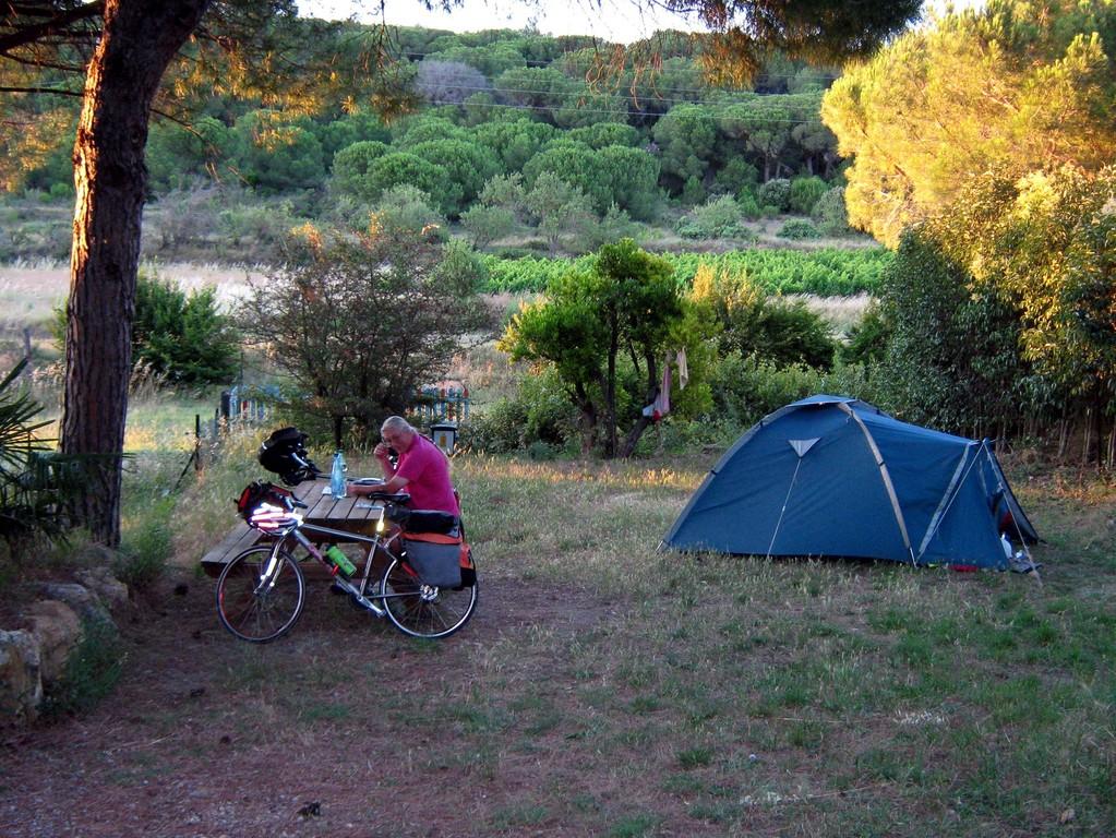 dernier campement