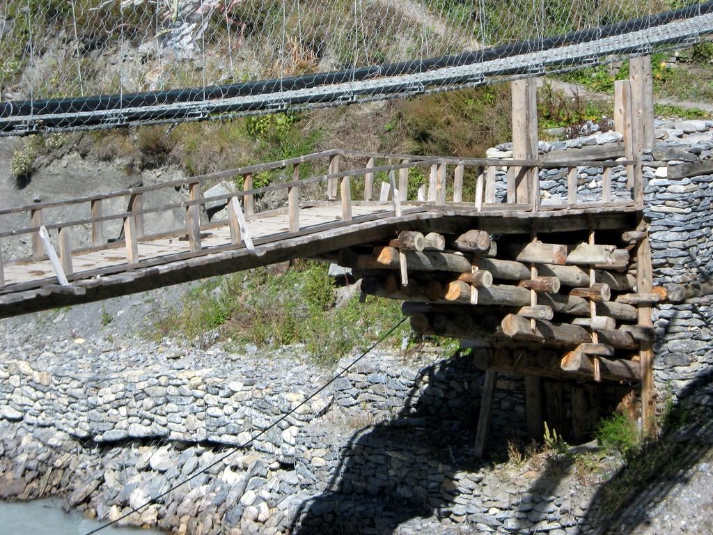 détail de pont