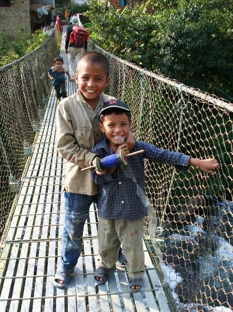 les gardiens du pont