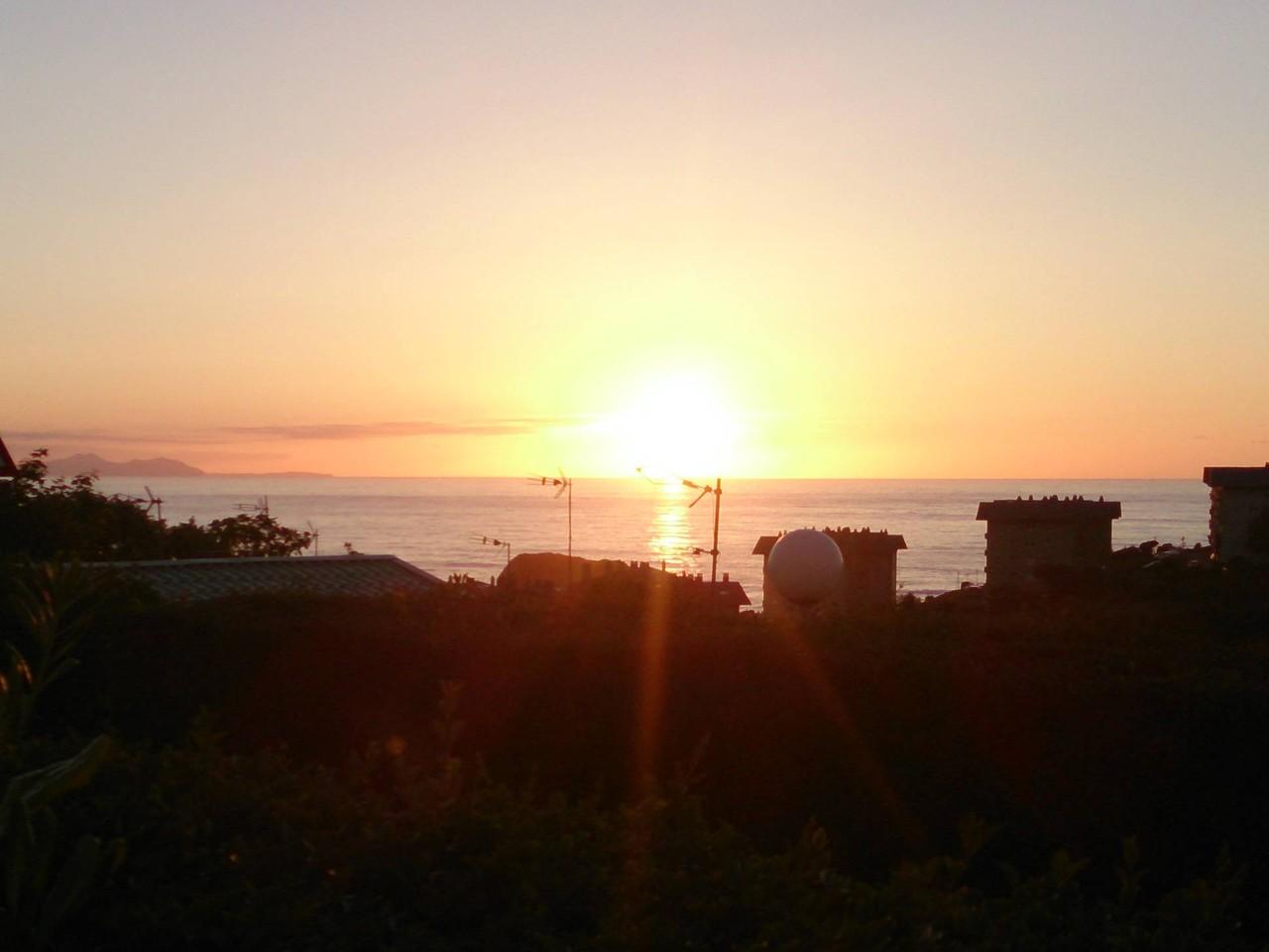 Sospelana - 1° coucher de soleil