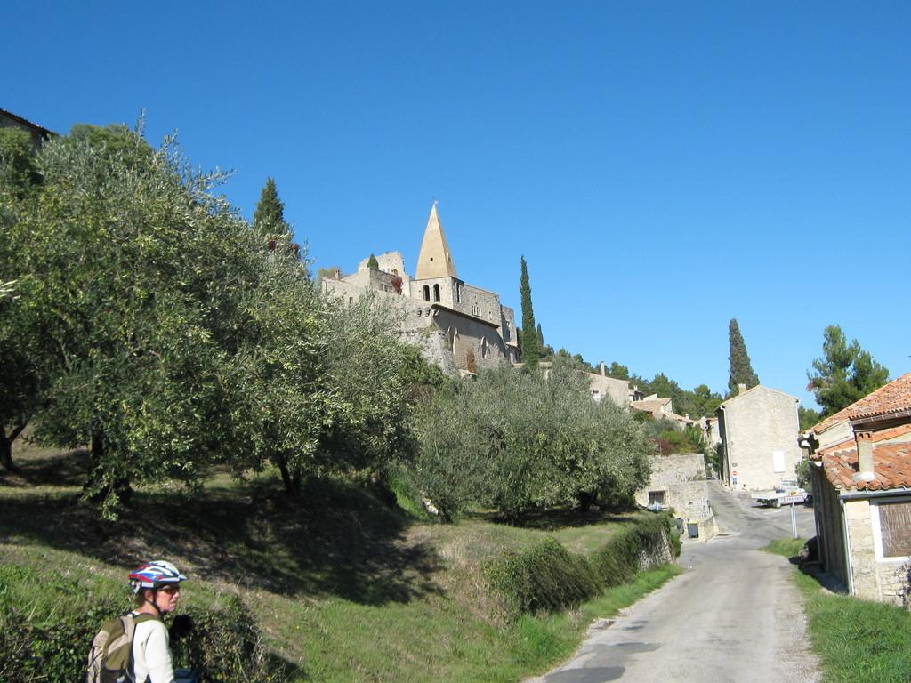 le village du CRESTET