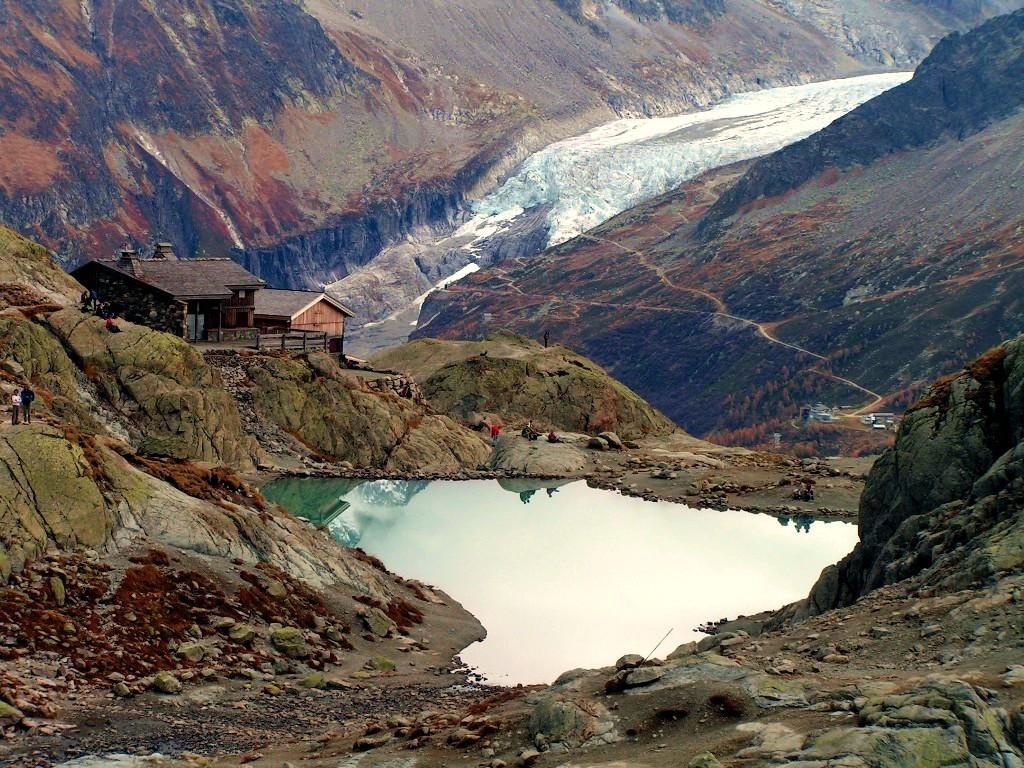 Lac Blanc (automne)