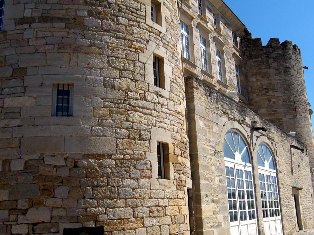 SAINT PROJET - le chateau
