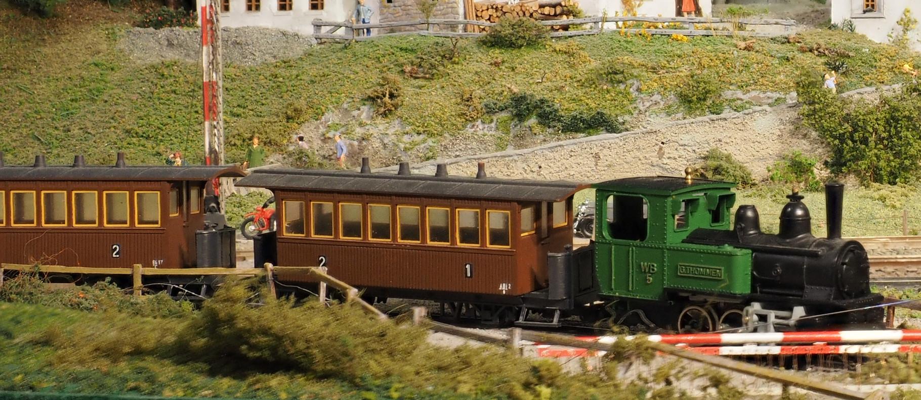 Ocker-Touristik-Bahn
