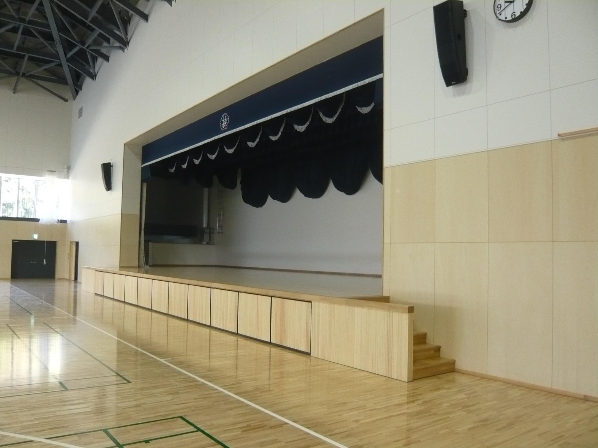 福島県広野町-ふたば未来学園-