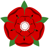 La Rosa Roja de los Lancaster