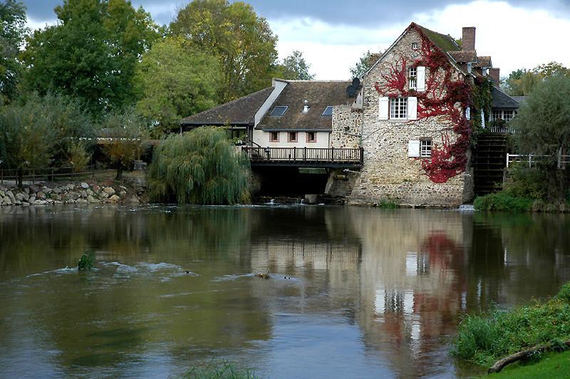 Le moulin de Neuville