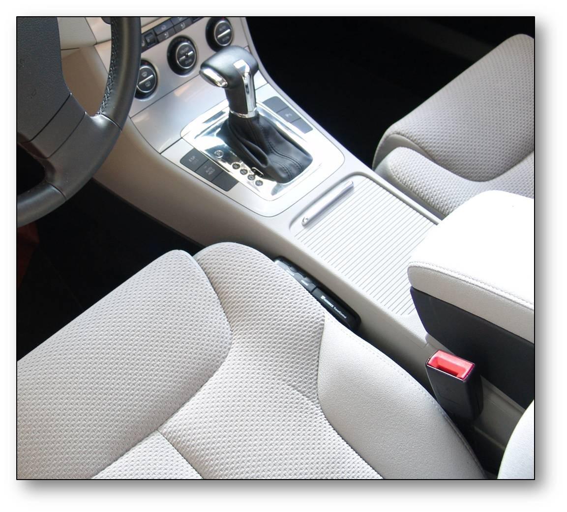 Einbau-elektronisches Fahrtenbuch-VW-Passat