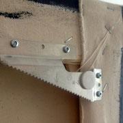 Einrahmungsservice - Keilrahmen mit Aufhänger