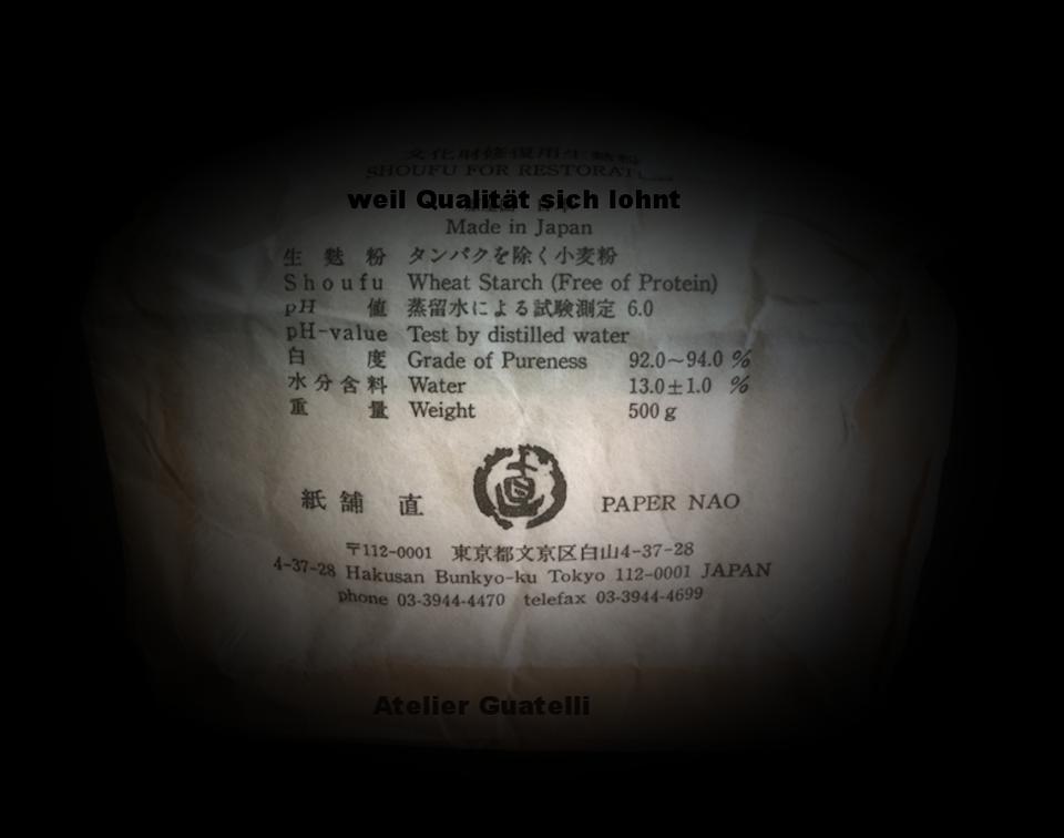 Shofu von Paper Nao