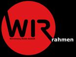 Einrahmungen mit WIR - WIR-Teilnehmer willkommen.
