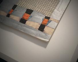 picture framing Bern - deep box frame with ArtglassAR70