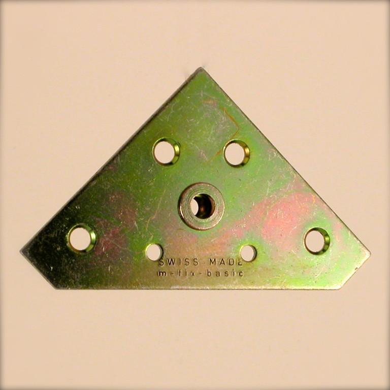 Bild einrahmen; Bildaufhänger Metall; M-Fix-Basic M5