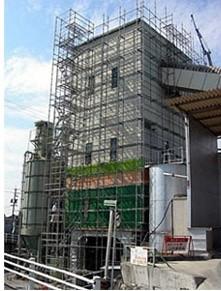 足場のレンタル (株)キンジョー