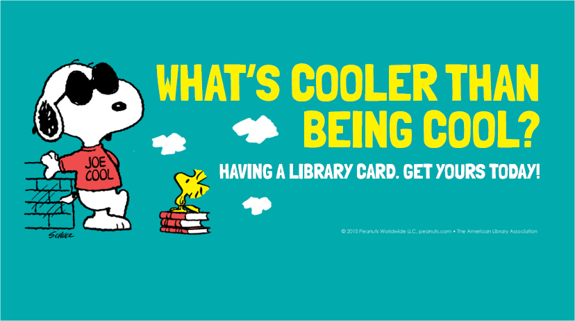 Get A Clams Library Card  Marstonsmillslibrary