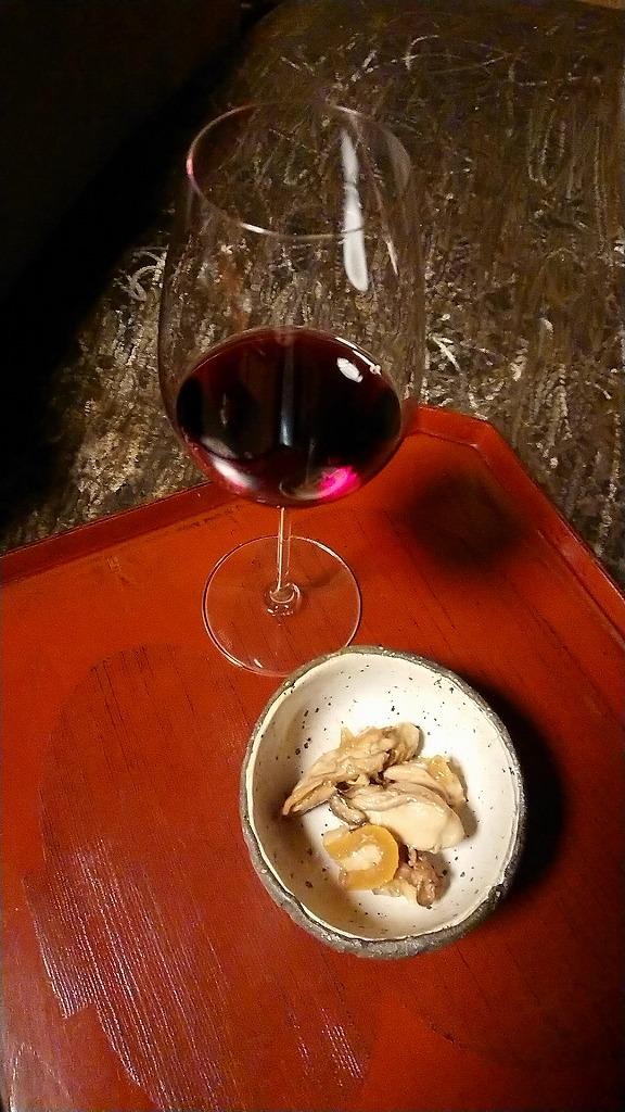赤ワインの御供になって帰って来た~美味!!