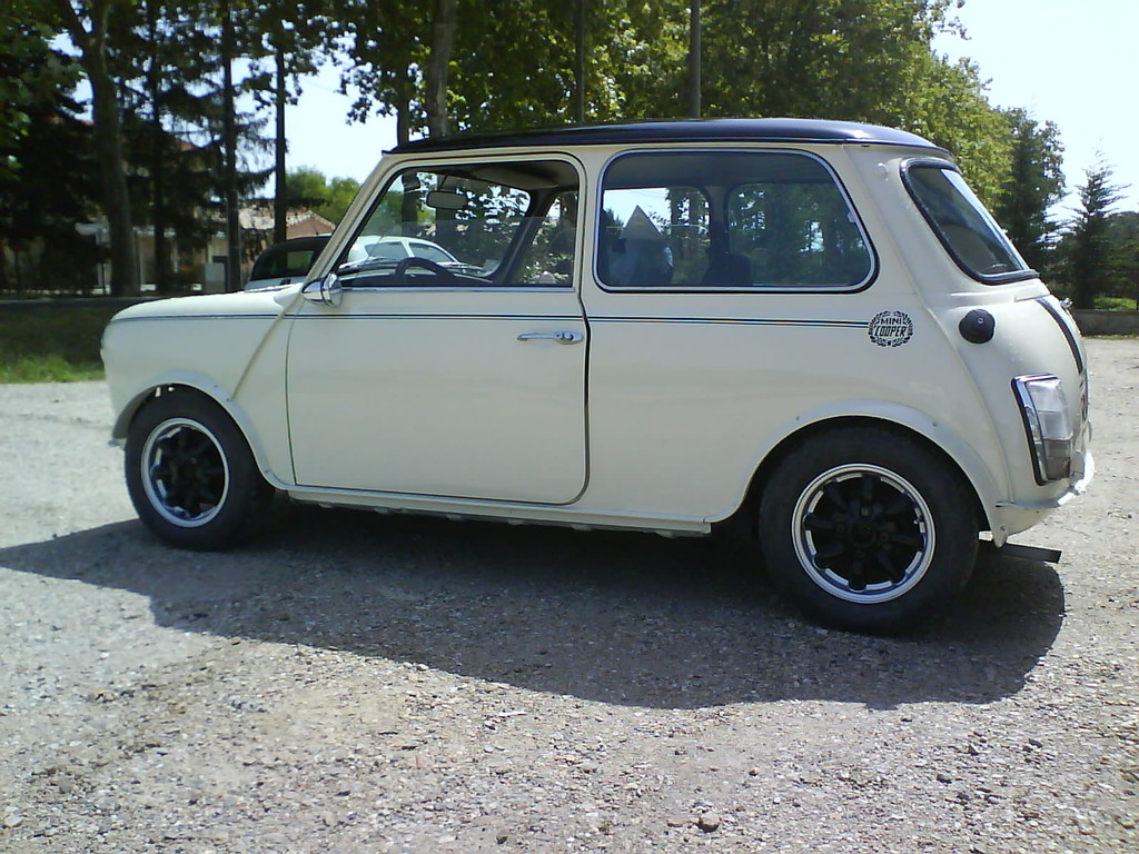Rèstauration Austin Mini